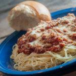 Super Meaty Spaghetti Sauce