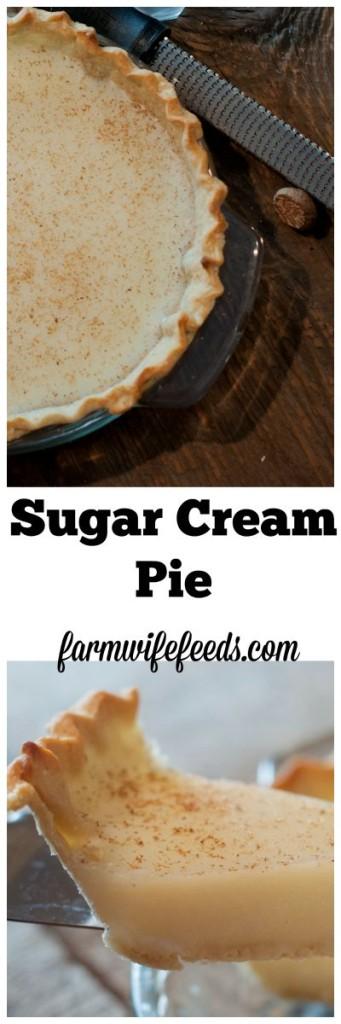 Hoosier or not, Sugar Cream Pie is worth every calorie!