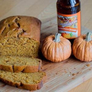 Double Pumpkin Beer Bread-Pumpkin and Pumpkin Beer, easy and delicious