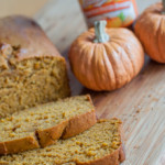 Double Pumpkin Beer Bread