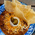 Crockpot Beef Taco Soup