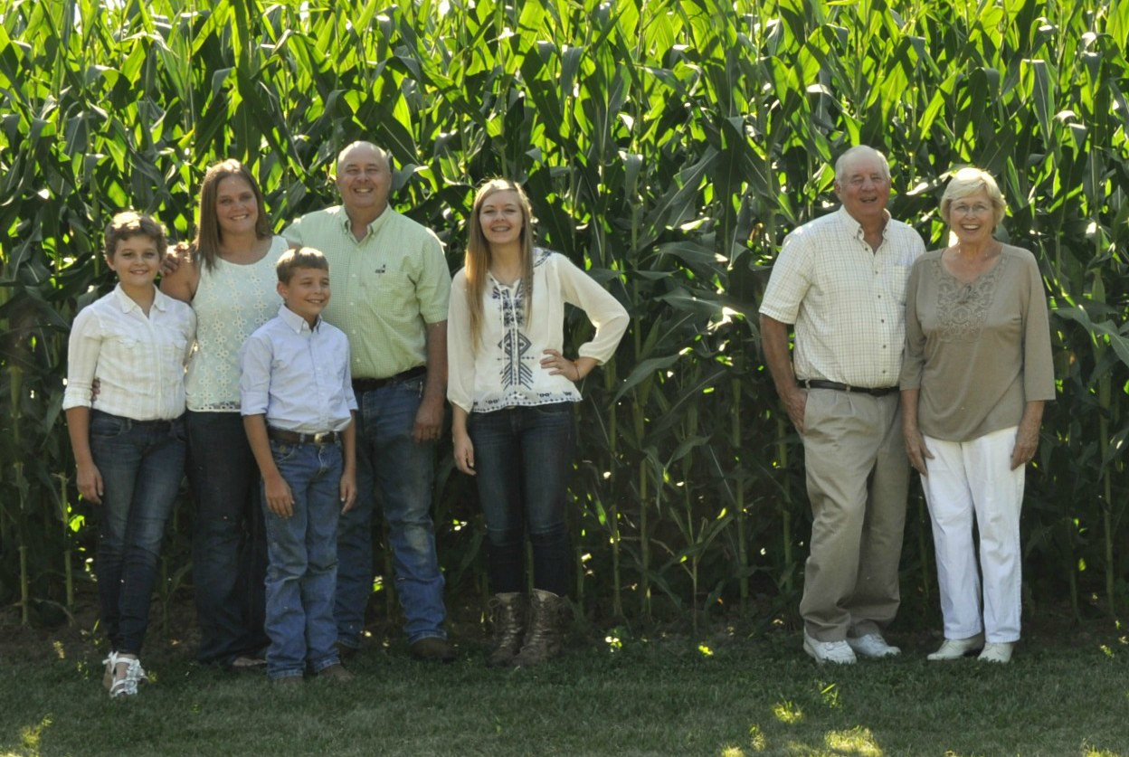 Campbell Family Farms work force!