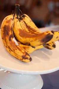 Super Easy Banana Bread-the reason bananas go bad!