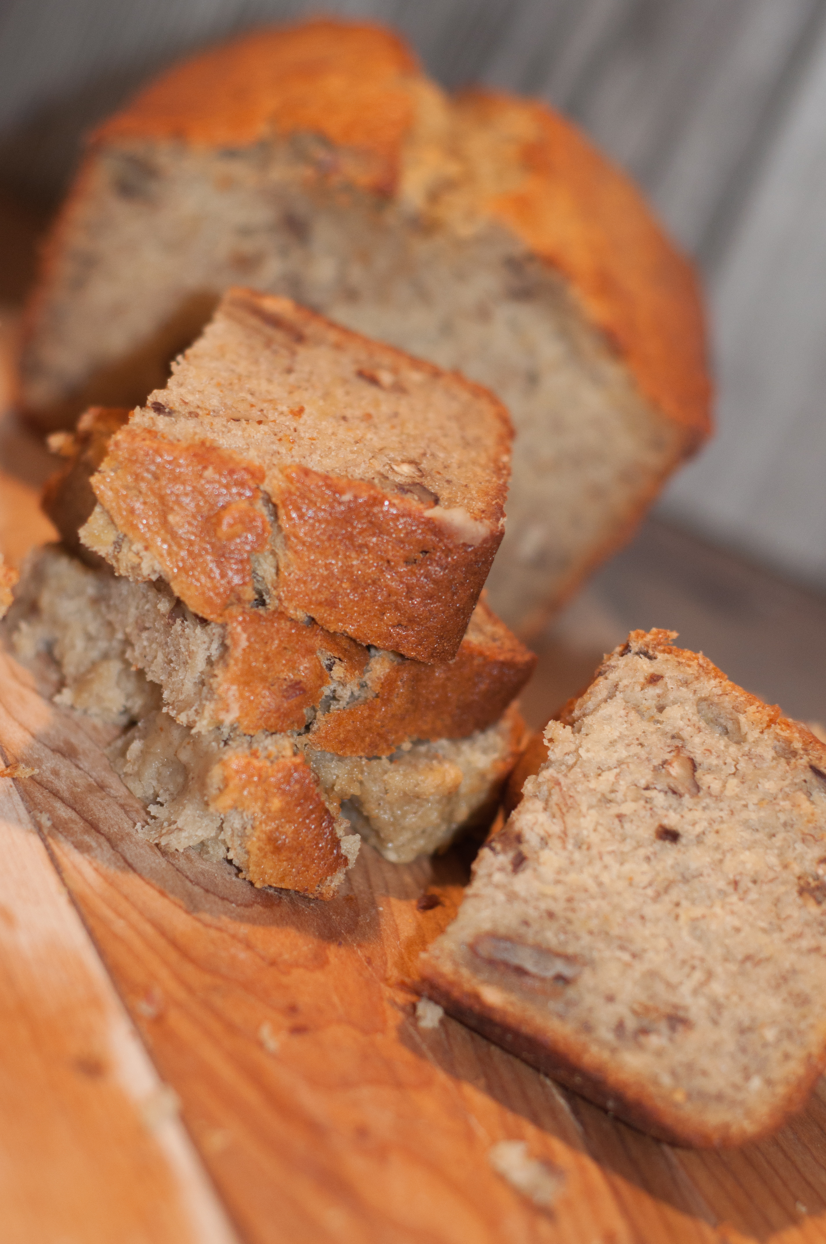 how to tell if banana bread is bad