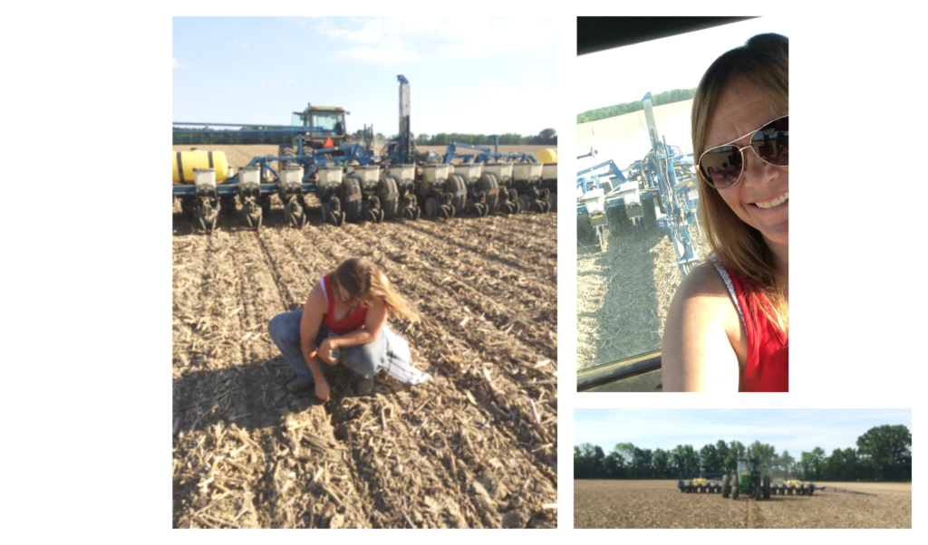 Alltech planting collage