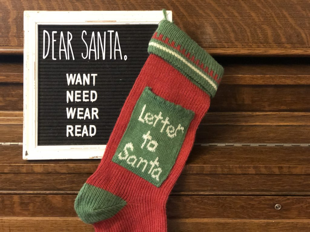 Want, Need, Wear, Read from Farmwife Feeds is a great approach to the stress of Christmas gift giving. #christmas #wantneedwearread #giftguide #gifts