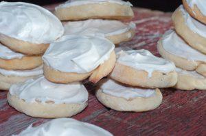 Crispy Cookie Coffeecakes
