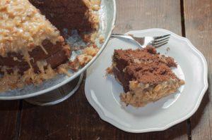 German Chocolate Cake Icing