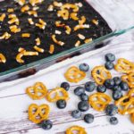 Blueberry Pretzel Salad