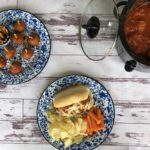 Super Easy Crock Pot Meatballs