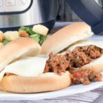 Instant Pot Pizza Sloppy Joes