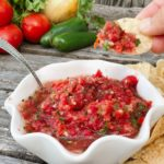 Quick Easy Homemade Salsa