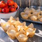 Easy Homemade Apple Muffins
