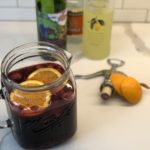 Semi-Sweet Red Wine Sangria