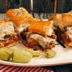 Easy Stromboli Sandwich