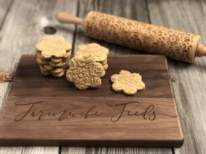 Gluten Free Princess Cookies from Farmwife Feeds are an egg free shortbread texture oat flour cookie with Princess flavoring. #glutenfree #eggfree #cookie #recipe