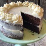 Chocolate Cake Mix Bakery Cake