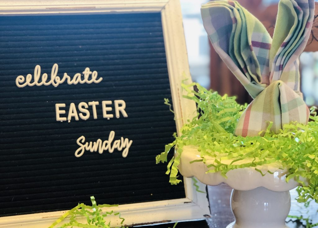 Celebrate Easter Sunday