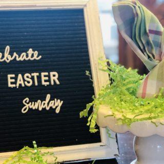 Celebrate Easter Sunday