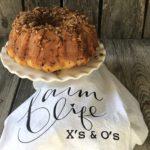 Easy Caramel Cinnamon Roll Bundt Cake