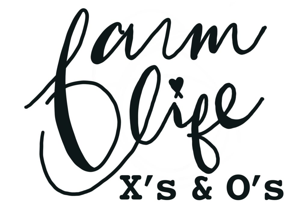 Farm Life X's and O's