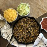 Easy Loaded Skillet Taco Meat